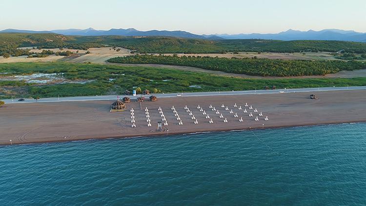 Konya Karaburun Plajı: Konya'daki Deniz