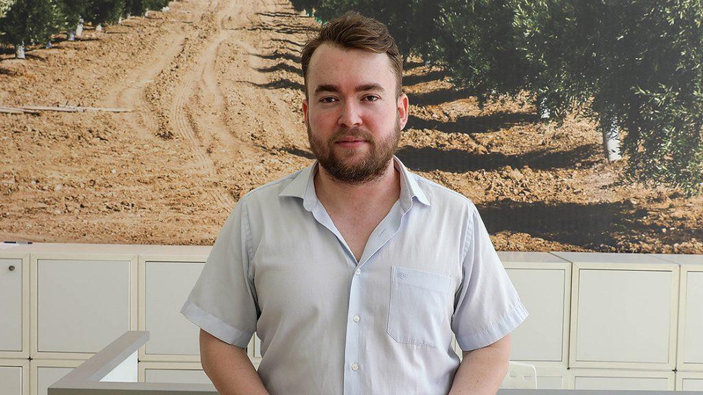 Rektör ve Öğrenci Ortak Bitki Tesisi Kurdu