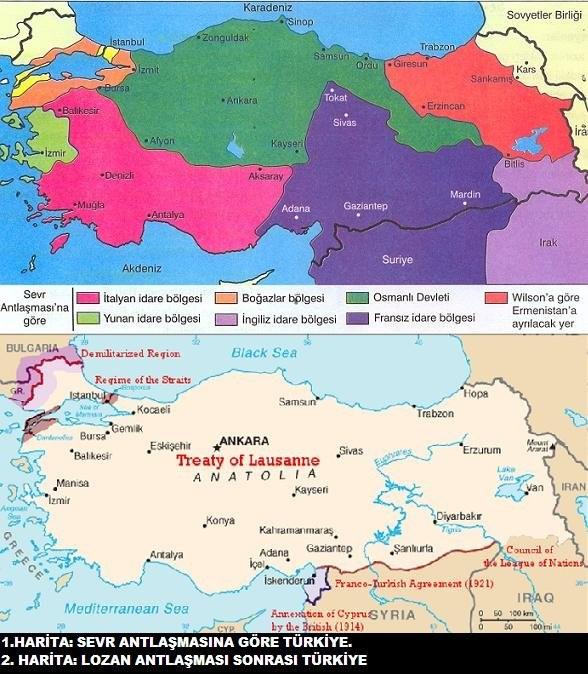 Lozan Barış Antlaşması Zafer Mi? Yoksa Bir Hezimet Mi?