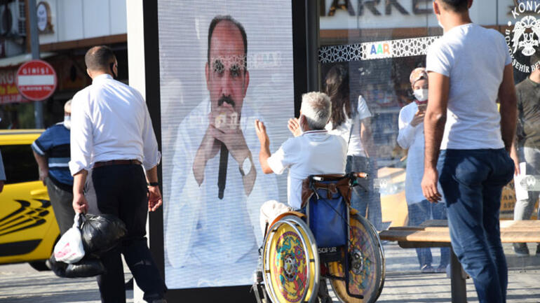 Konya Korona Önlemi: Konya Büyük Şehir Başkanından Maske Kontrolü