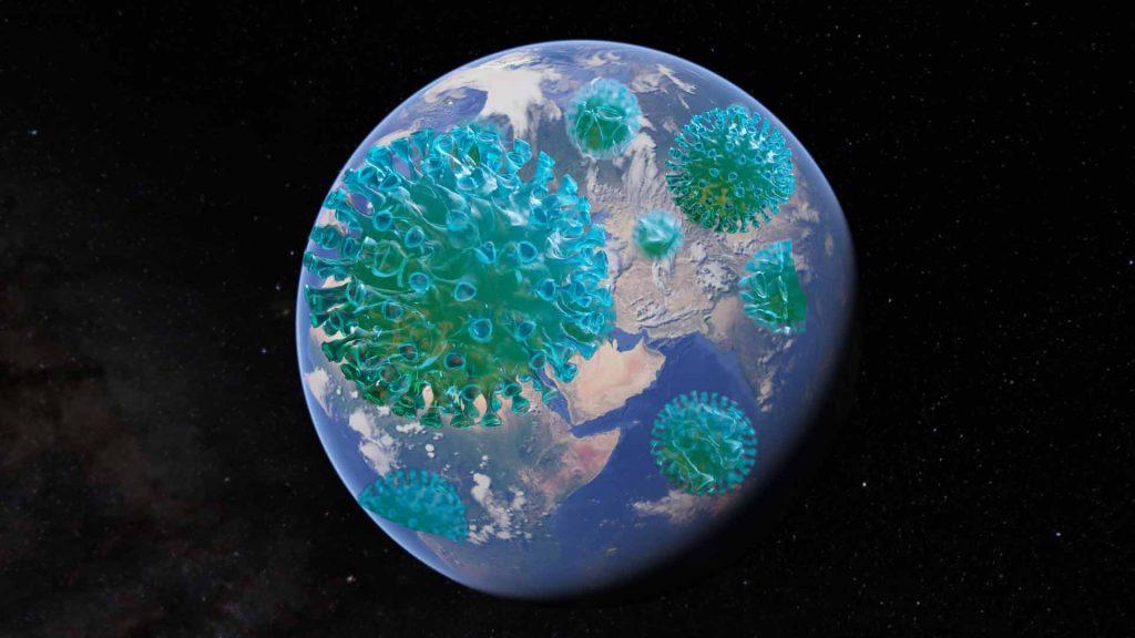 Koronavirüs Dünyayı Nasıl Ele Geçirdi