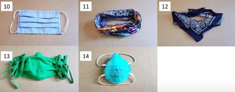 Koronavirüs Karşısında Faydasız Maskeler Açıklandı (2)