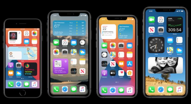 Iphone iOS 14 ile Gelen 15 Yeni Özelliği Tanıttı!