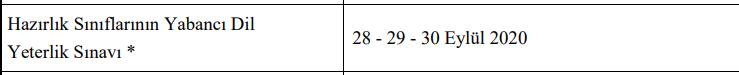 Selçuk Üniversitesi Akademik Takvim Açıklandı! 2020 - 2021 - 2