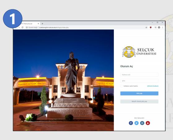 Selçuk Üniversitesi UZEM Hakkında Detaylar Duyuruldu