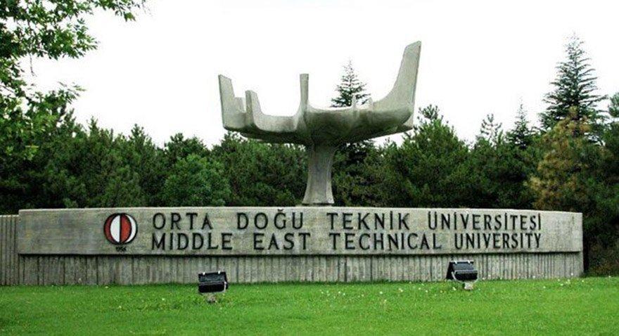 odtü Türkiye'nin en iyi üniversiteleri listesi