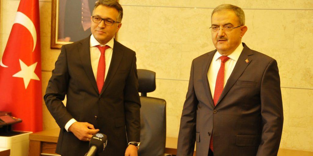 Selçuk Üniversitesi Rektörü Metin Aksoy Corona Virüse Yakalandı!