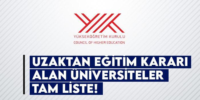 Uzaktan-Eğitim-Kararı-Alan-Üniversiteler-Hangileri-107-Üniversite-Listede-1